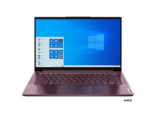 """Notebook 14"""" YG Slim 7 14ARE05 R5 8G 512G 10S 82A2007JAR Lenovo"""