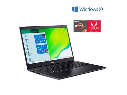 """Notebook 15.6"""" R3 4GB RAM DDR4 1TB A315-23-R326 Acer"""