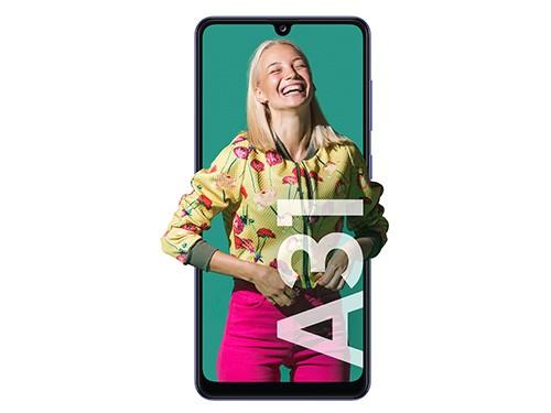 Celular Galaxy A31 Azul - Libre Samsung