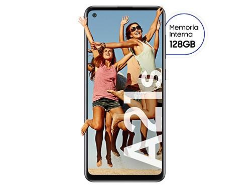 Celular Galaxy A21S Negro Libre Samsung