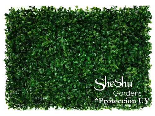 Muro Jardin Vertical Artif Panel Cesped Protec. U V Hot Sale