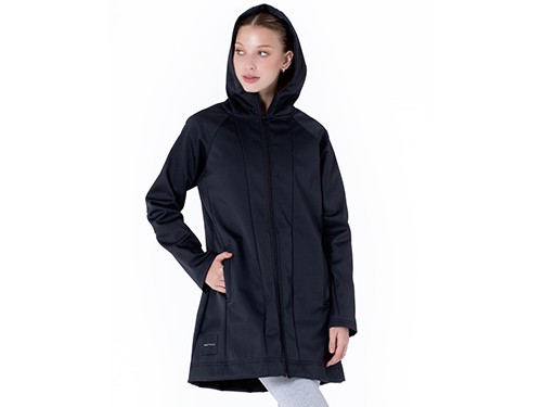 Campera Técnica Otti con textil tricapa y polar de abrigo - PUNTO1