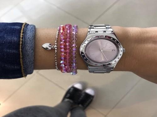 Reloj Swatch Yls455g - Mujer - Pinkaround