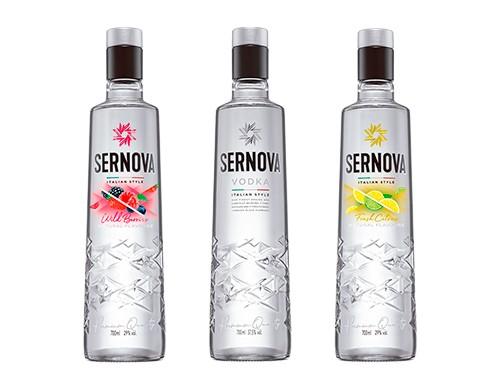 Vodka - Combo Familia Sernova