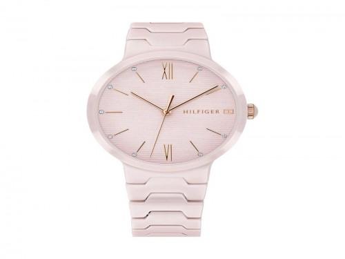 Reloj Tommy Hilfiger Mujer 1781957 - Cerámica Rosa