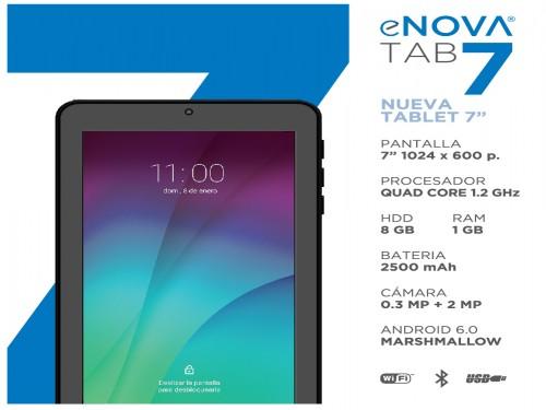 """Tablet 7"""" PRO 1GB/8GB eNova"""