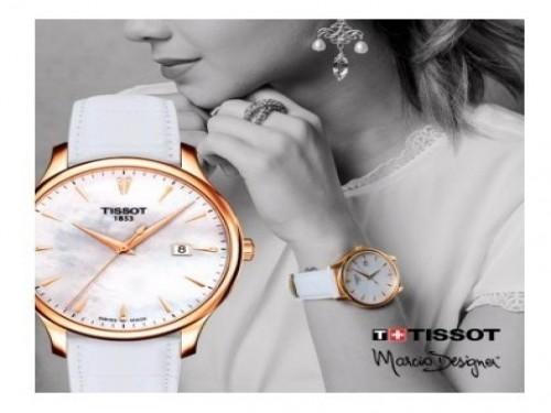 Reloj Tissot Mujer - Tradition T0636103611601