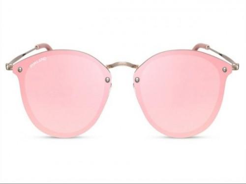 Anteojos Lentes De Sol Rimland - Moonshine Pink 8149