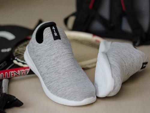 Zapatillas de Mujer Jockey 25FC Light Grey