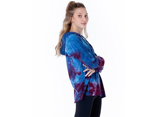 Buzo Irena de Algodón con textura Batik calce holgado - PUNTO1