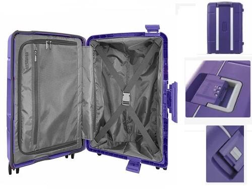 Valija American Tourister Trigard Spinner 55/20 TSA 30%OFF