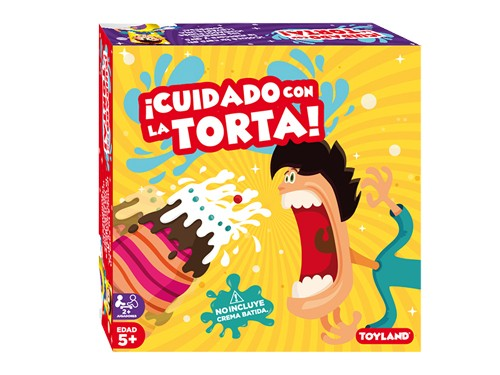 JUEGO TOYLAND DE MESA CUIDADO CON LA TORTA