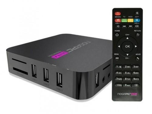 Tv Box Conversor Convertidor Smart Tv Mi Android 7.1 4k RAM 1gb Noga