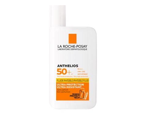 Fotoprotector Facial FPS50+ fluido invisible La Roche-Posay Anthelios