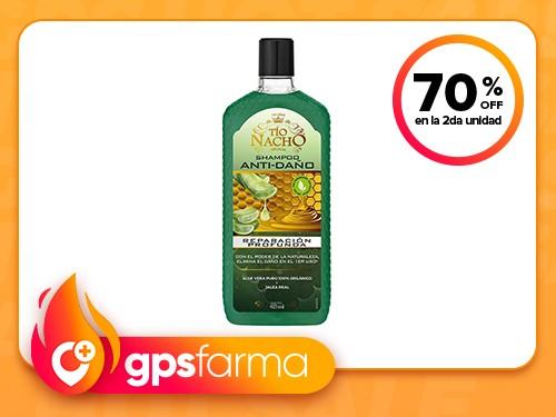 Shampoo Tio Nacho Aloe Vera 415 ml