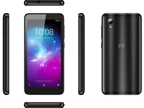 """Celular Libre A3 LITE 5"""" 16 GB Negro ZTE"""