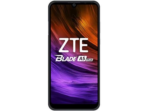 """Celular Libre A5 PLUS Negro 6"""" 32GB ZTE"""