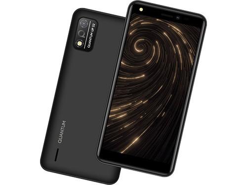 "Celular Libre UP32 Negro 5,5"" 32GB QUANTUM"