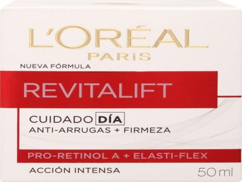 L'Oréal Paris Crema Revitalift Cuidado Anti Arrugas de Día x 50 ml