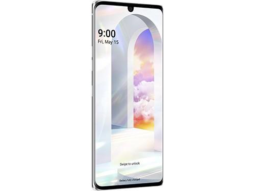 """Celular Libre VELVET Blanco 6,8"""" 128 GB LG"""