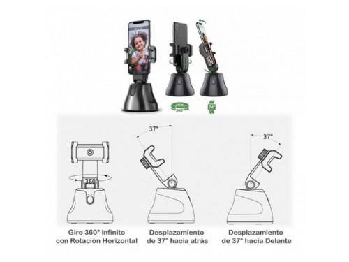 Soporte Celular robot  Inteligente Seguidor gimbal Automatico