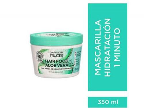 Máscara De Hidratación Garnier Fructis Hairfood 350ml