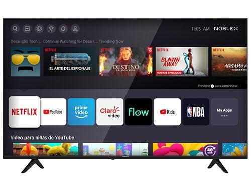 Smart Tv 50 Pulgadas 4K Ultra HD DK50X6500 Noblex