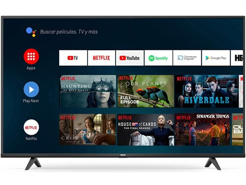 Smart Tv 55 Pulgadas 4K Ultra HD AND55FXUHD RCA