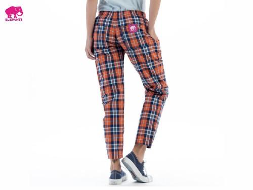 Pants escoces poplin M Originales Elepants®