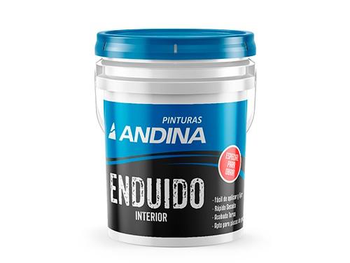 Enduido Interior Blanco Para Obra 30kg - ANDINA