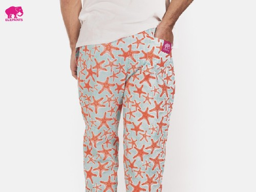 Pants estampados H Originales Elepants®
