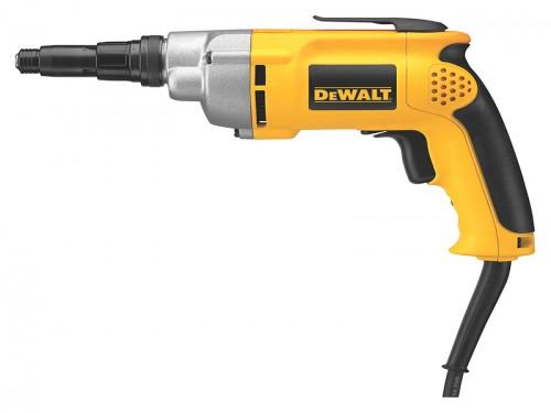 Atornillador Electrico Durlock Dewalt Dw268 540w Torque 26nm