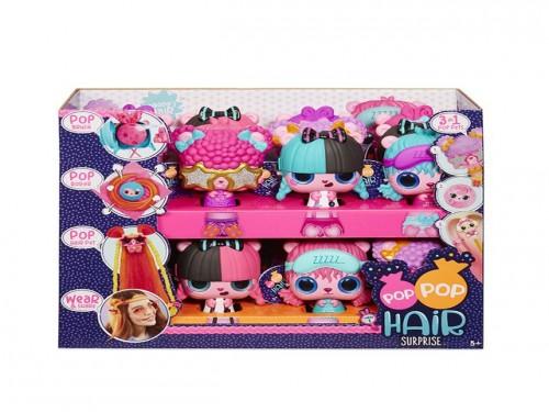Pop Hair Surprise 3en1- Boogie. Art 561873