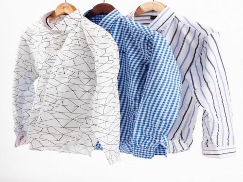 3 Camisas Napoleon a eleccion Talle Unico