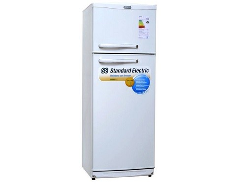 HELADERA CYCLE DEFROST STANDARD ELECTRIC STE-2F1600B 328 LTS BLANCO