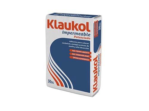 Adhesivo Impermeable Potenciado 30 Kg