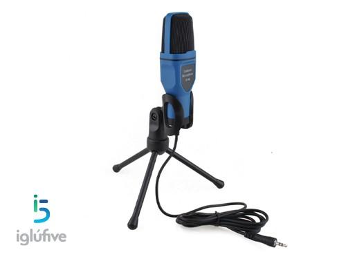 Microfono condensador omnidireccional SF666