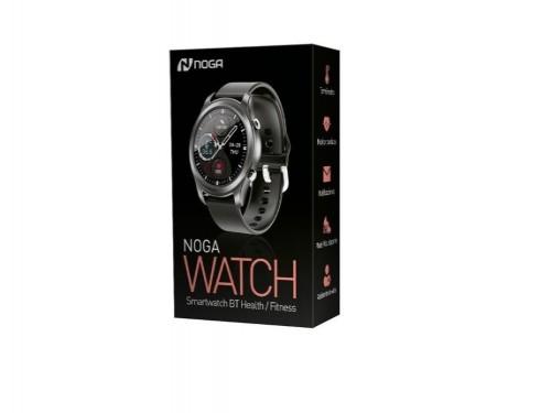 Reloj Smart Watch Inteligente BT 5.0 Mujer y  Hombre Sumergible Noga E
