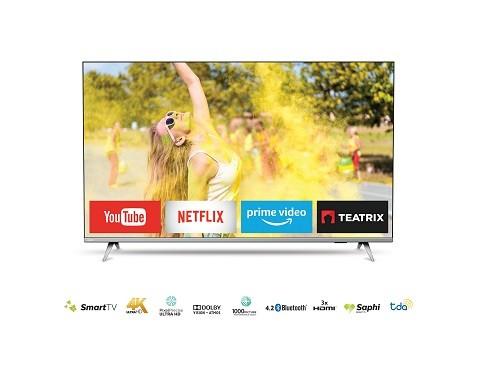"""SMART TV PHILIPS 4K 58"""" 58PUD6654"""