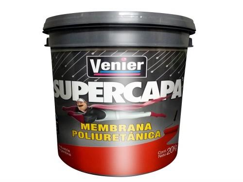 Membrana Supercapa Poliureta Blanco 20Kg