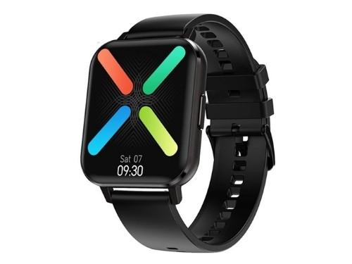 Reloj Inteligente SmartWatch WEST DTX Plastic Black