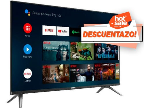 Televisor Led Smart 32 Rca And32y