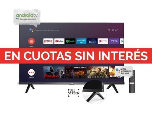 SMART TV TCL 40 FHD L40S65A