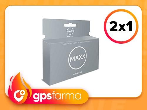 Preservativo Maxx Super Fino x 6 un
