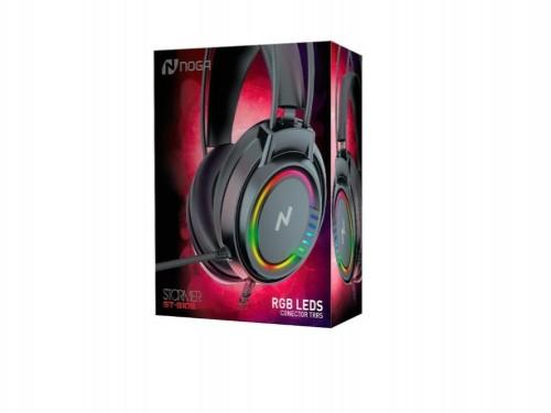 Auriculares Gamer Con Microfono Pc Ps4 Headset Noga St8108 E