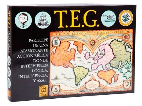 Juego de Mesa Teg Plan Tactico Y Estrategico 0014