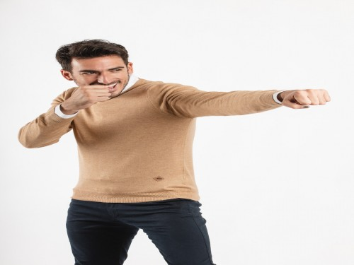 2 Sweater Facundo Cuello V