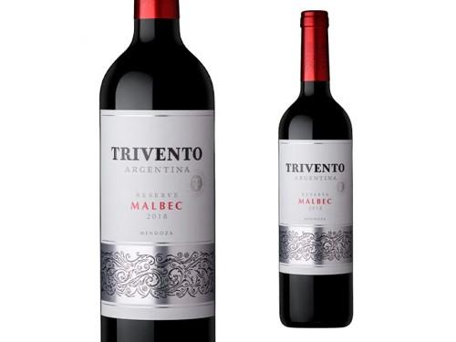 Trivento Reserve Malbec Caja x6 Botellas