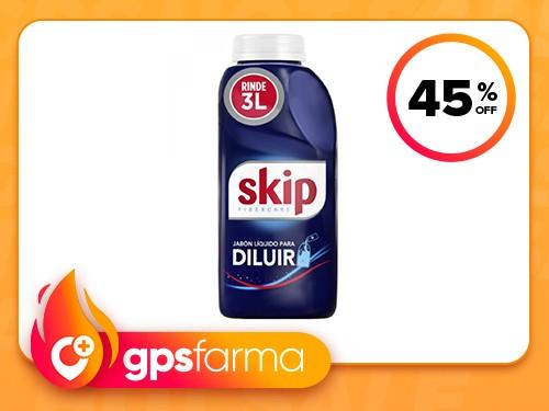 Jabón Líquido Para Diluir Skip Para Diluir pH Balanceado 500 ml