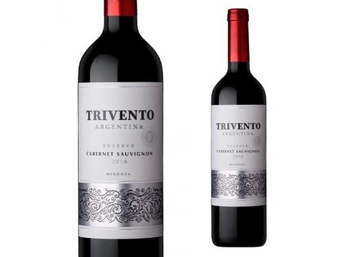 Trivento Reserve Cabernet Sauvignon Caja x6 Botellas